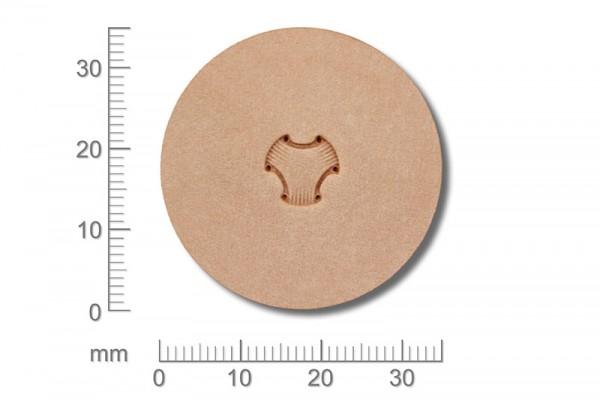 Craft Japan Punziereisen / Prägewerkzeug E684-S ( 1u-03 )