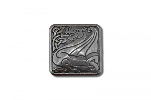 Concho, Celtic Dragon 2 (antik silber)
