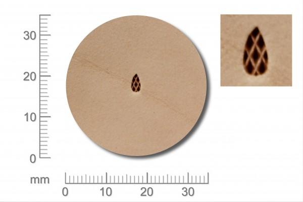 Punziereisen / Prägewerkzeug / Lederstempel A888-2 ( G-05 )