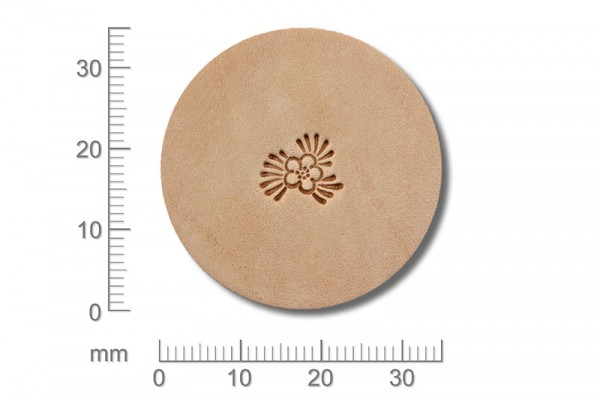 Craft Japan Punziereisen / Prägewerkzeug E388 ( 1l-14 )