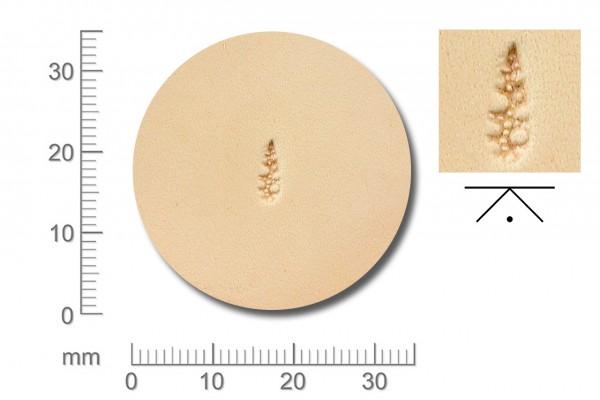 Rickert - Punziereisen / Prägewerkzeug M886 ( 2e-14 )