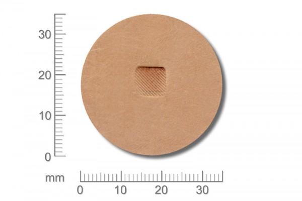 Craft Japan Punziereisen / Prägewerkzeug B202-L ( 1n-09 )