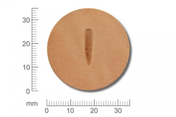 Craft Japan Punziereisen / Prägewerkzeug SKP861 ( 1c-10 )