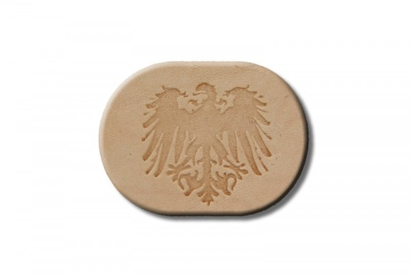 "Punzieraufsatz / Lederstempel ""Adler"""