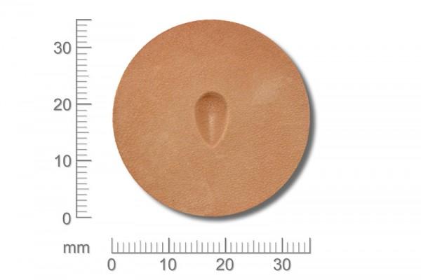 Craft Japan Punziereisen / Prägewerkzeug P206 ( 1o-15 )