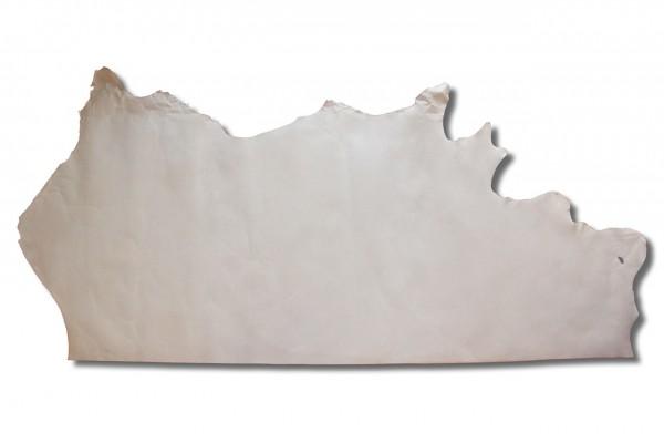 Rinderhälfte / Blankleder natur (1,6 mm - 2,0 mm) 1,1 m²