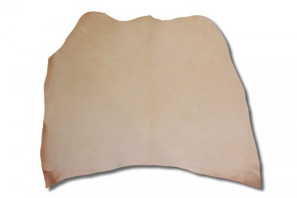 Leder - Blankleder-Hals natur (2,8 - 3,2 mm) 1,63 m²