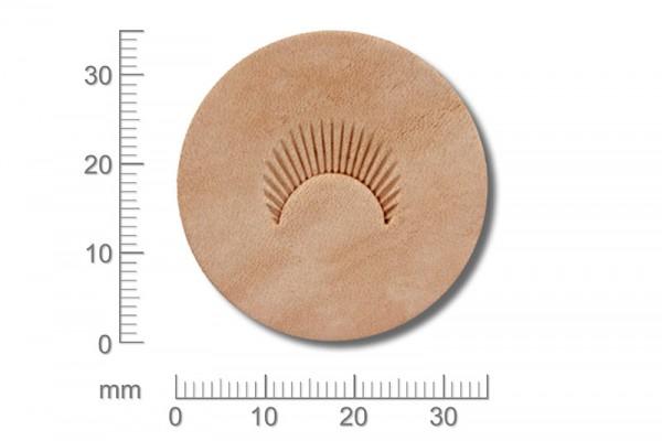 Craft Japan Punziereisen / Prägewerkzeug C453 ( 1k-15 )