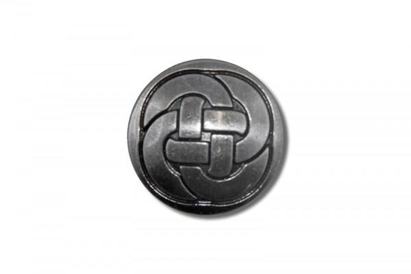Concho, Celtic Knot 2 (antik silber)