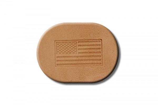 "Punzieraufsatz / Lederstempel ""USA Flagge II"""