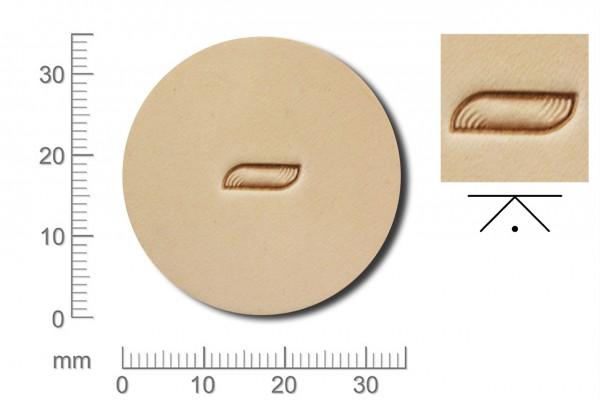 Rickert - Punziereisen / Prägewerkzeug R956 ( 2d-02 )