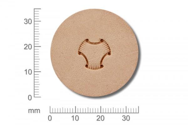 Craft Japan Punziereisen / Prägewerkzeug E684 ( 1u-04 )