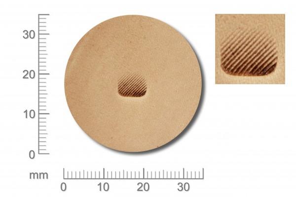 Punziereisen / Prägewerkzeug / Lederstempel B202R ( E-06 )