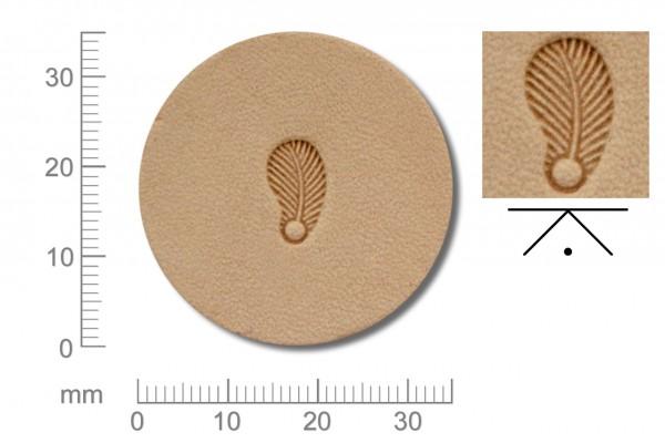 Rickert - stamping tool O76 ( 2b-12 )