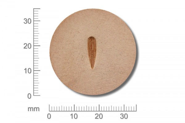 Craft Japan Punziereisen / Prägewerkzeug P368 ( 1p-12 )