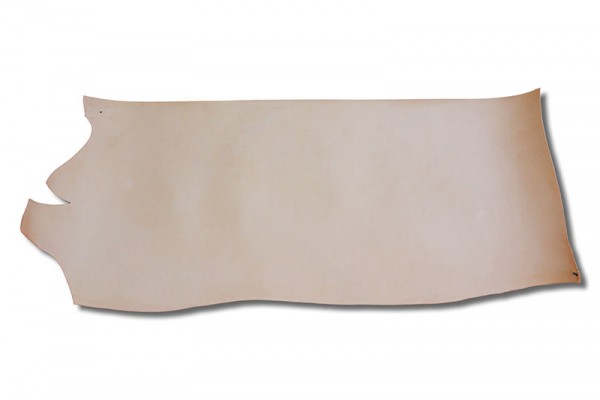 Leder - Croupon natur (2,9 mm - 3,2 mm) 1,05 m²