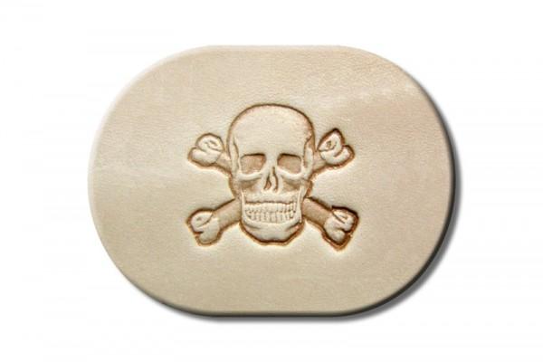 """Stamping Tool """"Skull & Crossbones"""""""