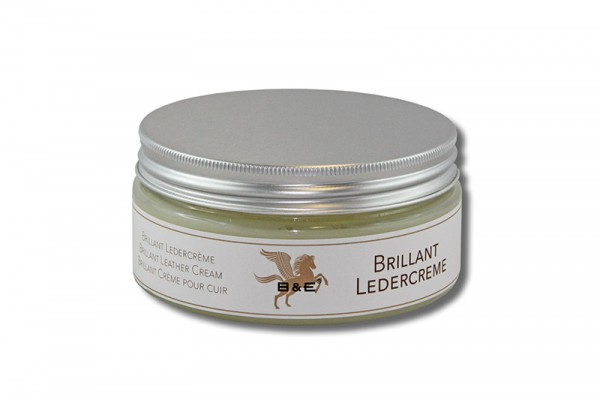 B & E Brillant Ledercreme, 250 ml
