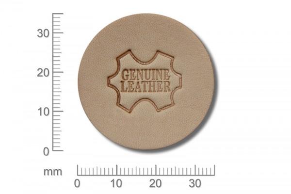 Punziereisen / Prägewerkzeug / Lederstempel E605 ( F-20 )