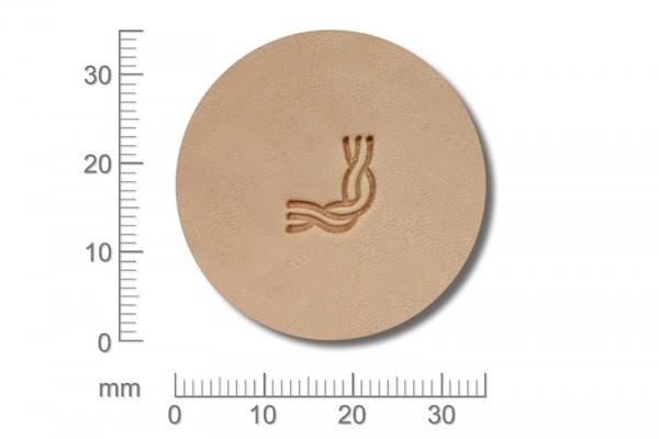 Punziereisen / Prägewerkzeug / Lederstempel BW3 ( DV-18 )