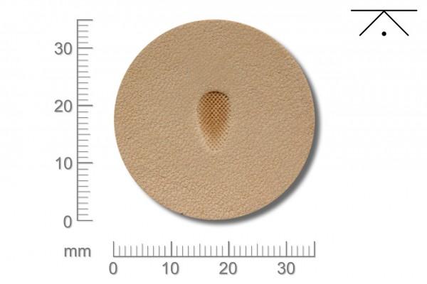 Rickert - Punziereisen / Prägewerkzeug P213 ( 2b-16 )