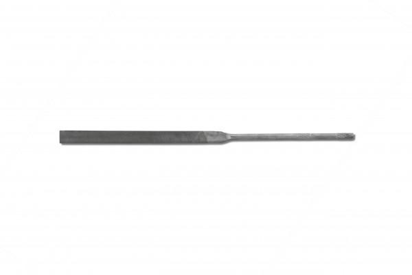 Nadelfeile flachstumpf 140 mm