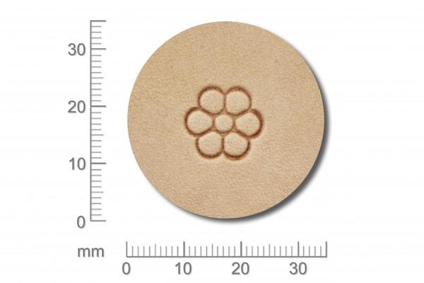 Punziereisen / Prägewerkzeug / Lederstempel J786 ( B-12 )