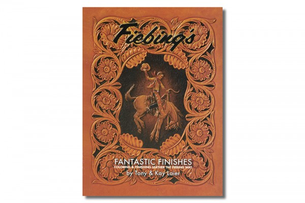 Fiebing´s Fantastic Finishes - Buch