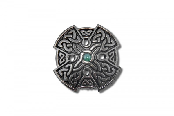 Concho, Celtic Cross 3 (antik silber)