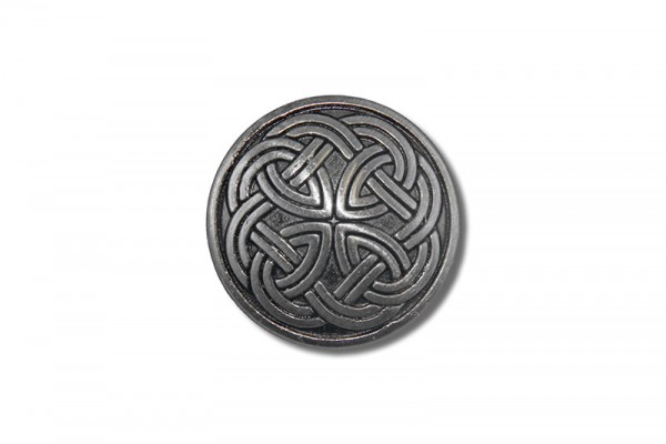 Concho, Celtic Knot 1 (antik silber)