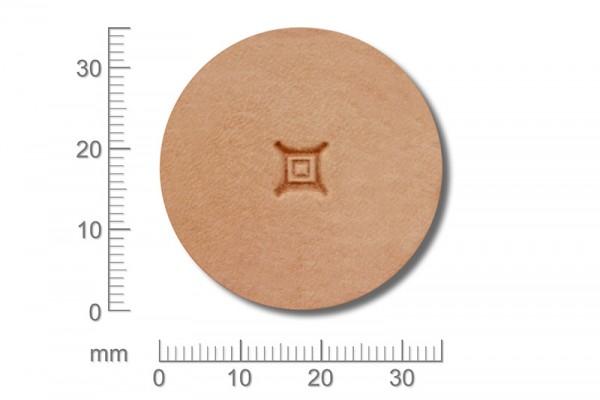 Punziereisen / Prägewerkzeug / Lederstempel G602 ( D I-12 )