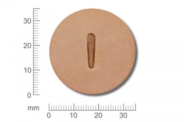 Craft Japan Profi Punziereisen / Prägewerkzeug STC-1 ( 1d-03 )