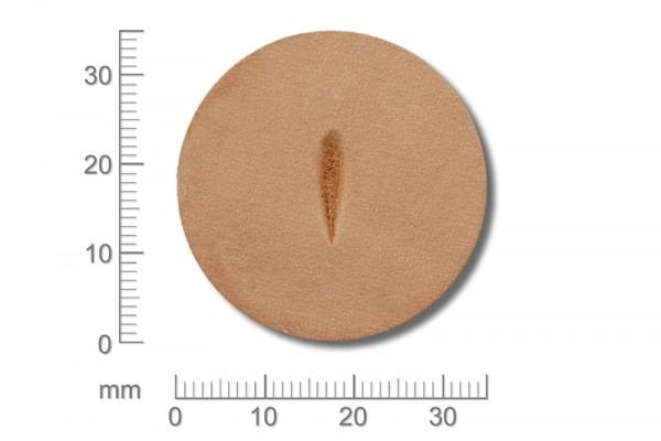Craft Japan Punziereisen / Prägewerkzeug P367 ( 1o-18 )