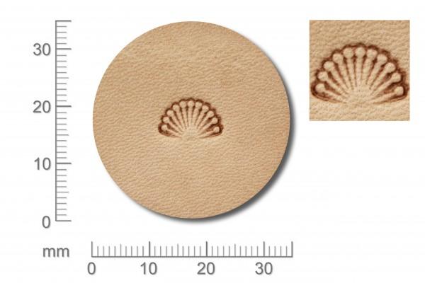Punziereisen / Prägewerkzeug / Lederstempel D607 ( S II-10 )