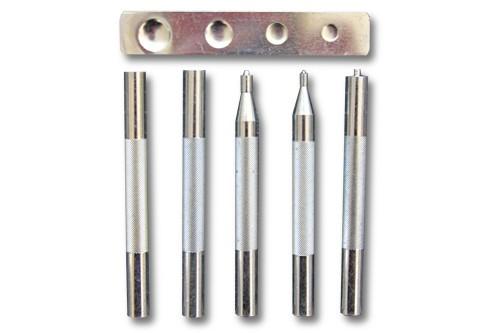 Universal - Einsetzwerkzeug für Nieten und Druckknöpfe