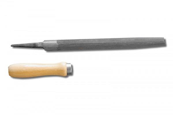 Werkstattfeile halbrund 200 mm DHieb 3
