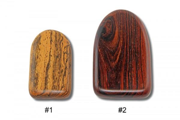 Japanischer Leder Polierer aus Hartholz - (Wood Burnisher)