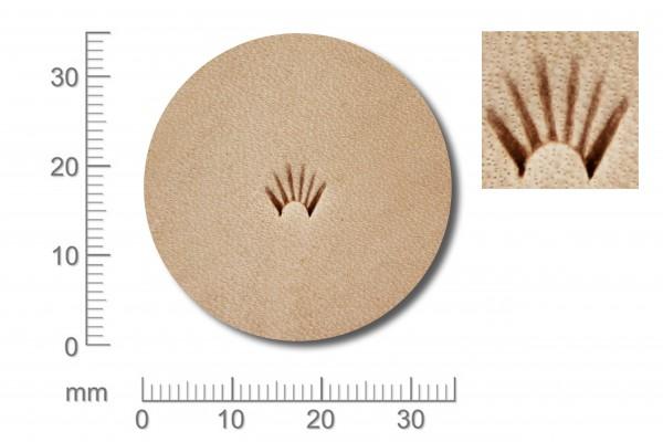 Punziereisen / Prägewerkzeug / Lederstempel C834 ( S-04 )