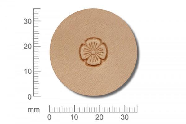 Punziereisen / Prägewerkzeug / Lederstempel W531 ( D V-03 )