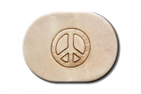 "Punzieraufsatz / Lederstempel ""Peace"""