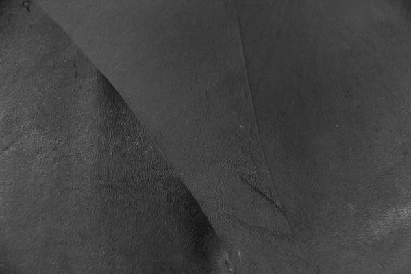 Känguru - Futterleder (schwarz / 0,5 - 0,7 mm)