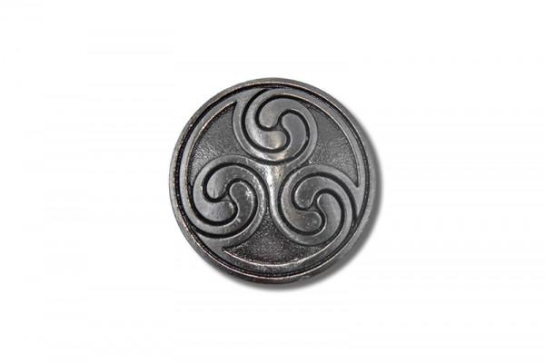 Concho, Triskele 2 (antik silber)