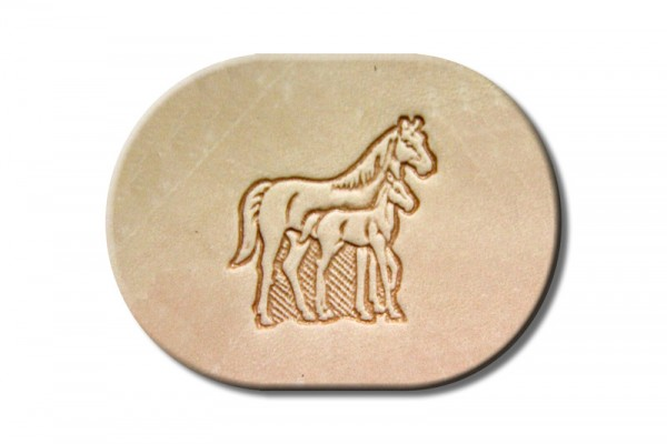 """Stamping Tool """"Mare & Colt"""""""