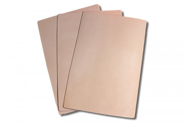 Leder - Blankleder 2,2 - 2,4 mm natur