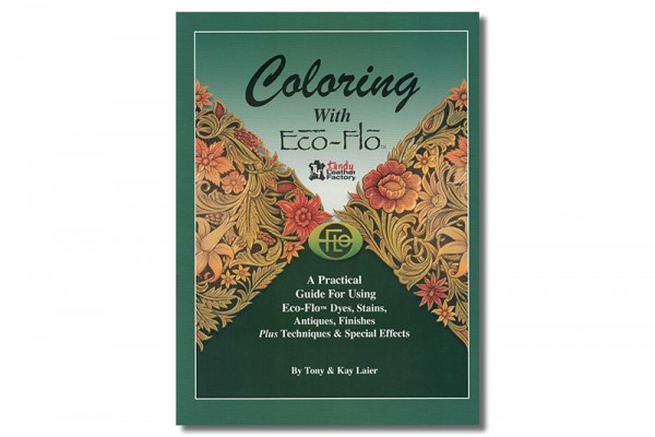 Coloring with Eco-Flo - Buch