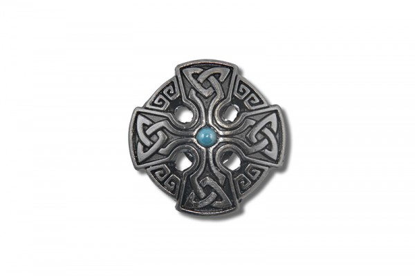 Concho, Celtic Cross 1 (antik silber)