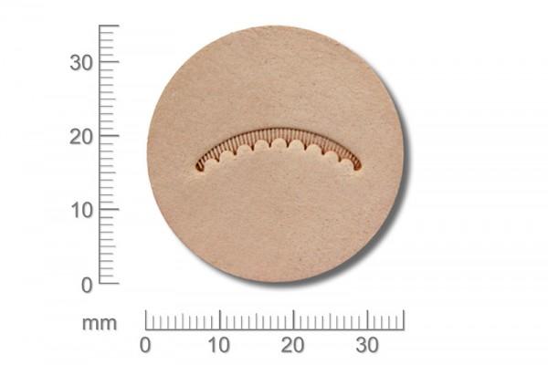 Craft Japan Punziereisen / Prägewerkzeug V417 ( 1r-10 )