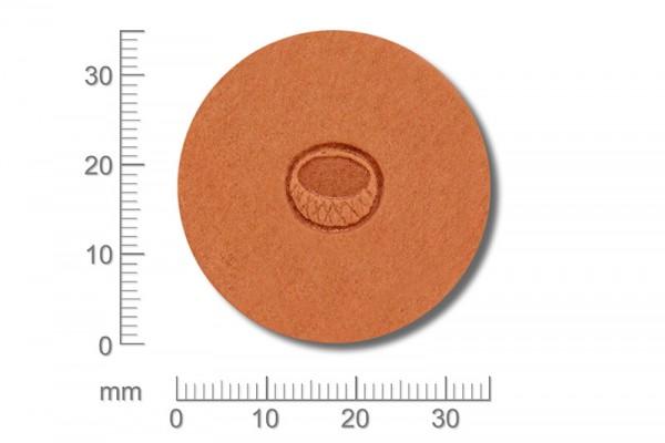 Punziereisen / Prägewerkzeug / Lederstempel W561 ( A-20 )
