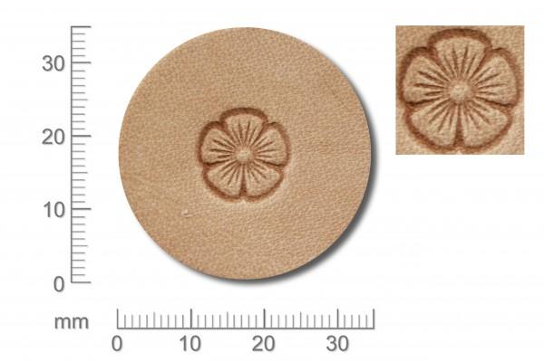 Punziereisen / Prägewerkzeug / Lederstempel W532 ( D IV-09 )