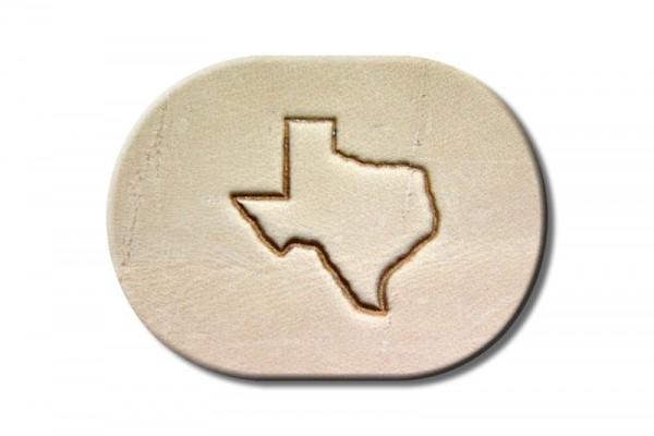 "Punzieraufsatz / Lederstempel ""Texas"""